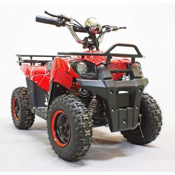 Квадроцикл ГринCamel Гоби K40 (36V 800W R6 Цепной привод)