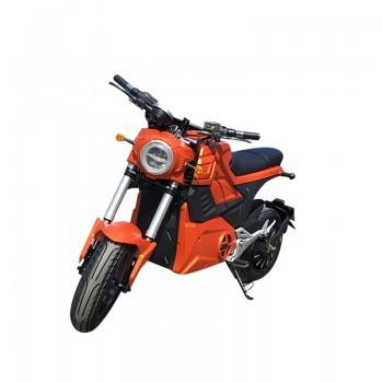 Электромотоцикл GreenCamel Brandy 20 (72V 2000W R12) Оранжевый