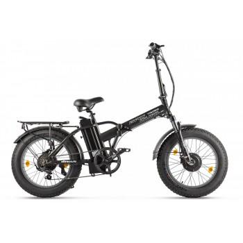 Электровелосипед VOLTECO BAD DUAL NEW Черный