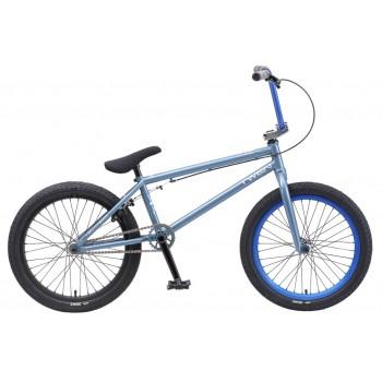 """Велосипед Tech Team BMX Twen 20"""" синий 2020 Cr-Mo хром-молибден"""